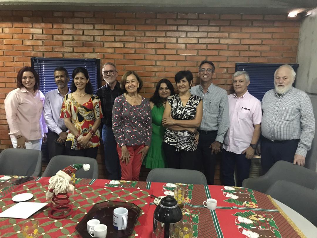 Foto: Reunión de fin de año 2019 ALIANZA AVISA-AFAQUIMA-AFODISA-AVESEM