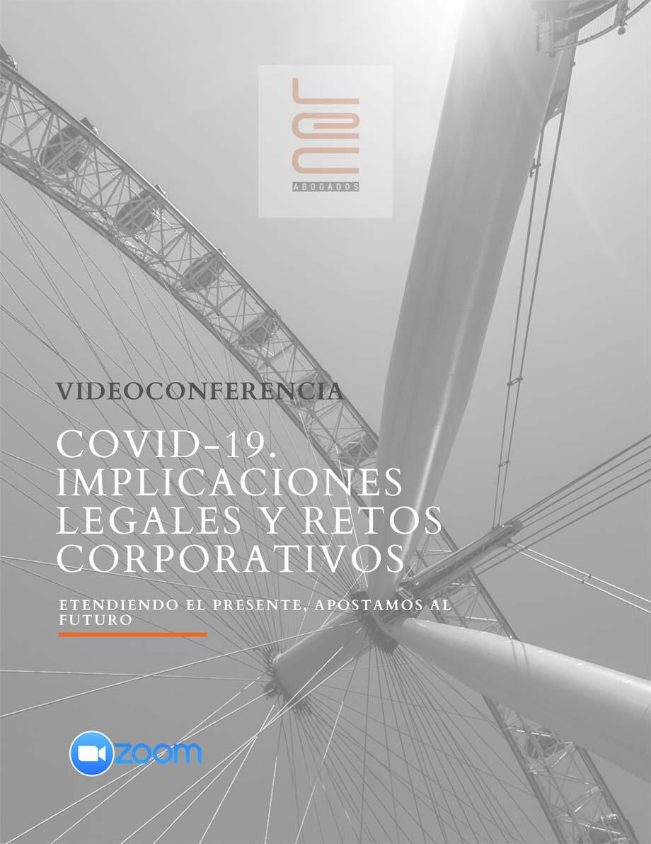 Covid-19 y sus implicaciones legales