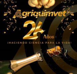 Aniversario Agriquimvet